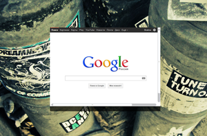 Real Google Search Widget for xwidget (update) by IvanKulikov