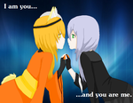 .:I Am You and You Are Me:. by HiddenSiren