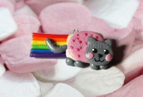 Nyan Cat by DragonsDust