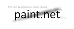 Paint.NET splash screen v2.1 by usedHONDA