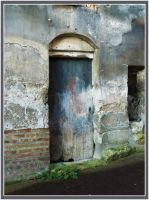 old door by funkydpression