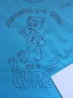 Relay for Life T-shirt by ArtKing3000