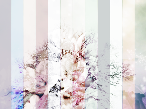 Abstract Tree Texture Pack by lovewillbiteyou