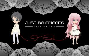 VOCALOID: Just Be Friends by mizuno-hikaru