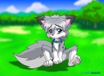 T Wolfy by FoxTails