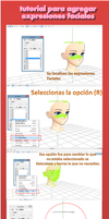 PMD- facial expressions - expresiones faciales... by yadidoll21