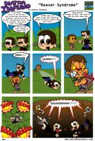 Reaver Syndrome by DairyBoyComics