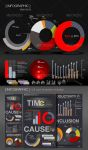 Infographic Elements + Template by PremiumPSDFiles