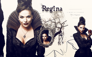 Regina Wallpaper by alice-castiel