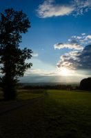 sunny day ends by fotographikus