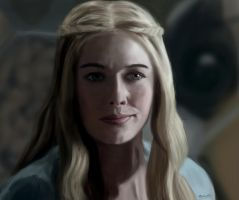 Cersei Lannister by Wolkenfels