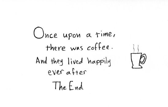 a short coffee story by phoenolf