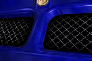 Grille by capnhack