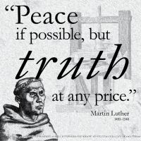 Luther on Truth by apeditor