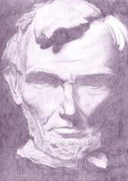 abe by oldschoolhippie