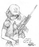Combine Sniper Jazzy by chid0