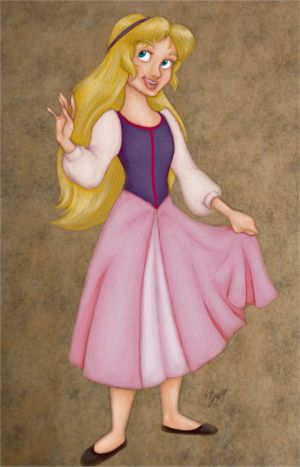 Princess Eilonwy Cartoons