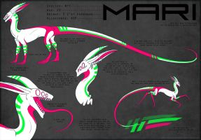 OUTDATED//Mari ref v 4.0 by annicron