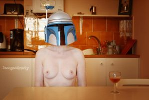 Good bye Miss Fett by Dannyandrusty