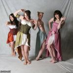 The Courtesans by CountessLenore