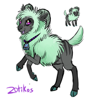 Zotikos New OC by VengefulSpirits