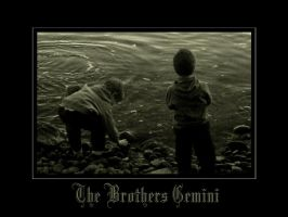 The Brothers Gemini by Buddas-axe