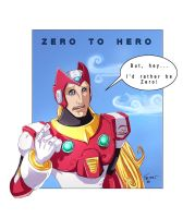 From Zero to Hero by karrey