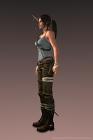Tomb Raider 2013 LC mod (nearly done) - Part 4/4 by Sterrennacht