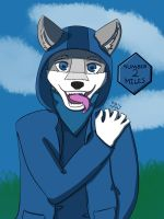 Number 2, Miles (Digitalized) by The-Mystic-Wolf