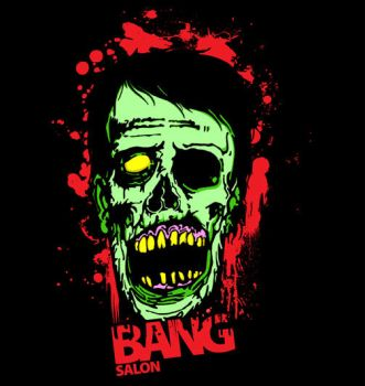 Bang Salon Shirt 2 by paulhershey