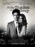 Fifty Shades of Grey Poster by LNDZYP