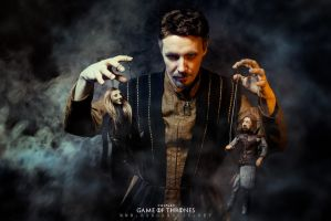 Petyr Baelish - Littlefinger by Almost-Human-Cosband