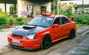 Red STI by EL3-Imagery