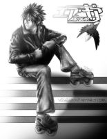 Airgear: Ikki by v2-6