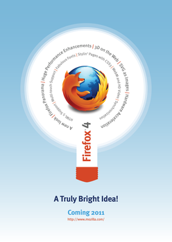A Truly Bright Idea - Firefox by monsteer