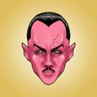 Bad Head: Sinestro by micQuestion
