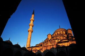 A mosquee in Istambul by hipe-0