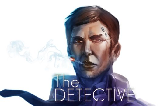 The Detective by mqken