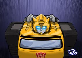 Bumblebee by fargnay