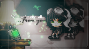 = Signature ll Waiting for one call..From you. by iAuliffy