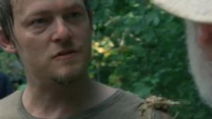 Daryl Dixon Angry by ForsakenGrave89