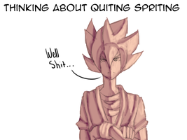 Might quit spriting... by sonicthehedgehog19