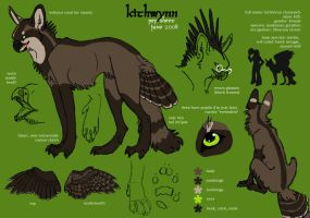 Kith Ref Sheet June 2008 by kithwynn