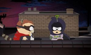 Mysterion is back by SouthParkMysterion