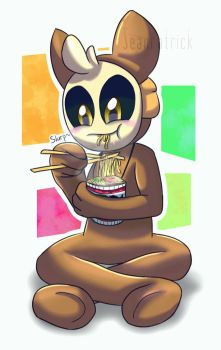 Ramen Time || Commission by Ppoint555
