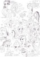 My Little Mess Up by Stormclad