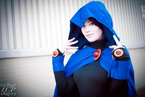 Teen Titans - Raven 2 by LiquidCocaine-Photos