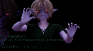 Surprise...MMD: BEN DROWNED 3.6 DL by Toto-is-bored