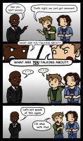 SPN: We See What You Did There... by blackbirdrose