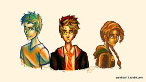 Heroes of our Generation by Sandra-13
